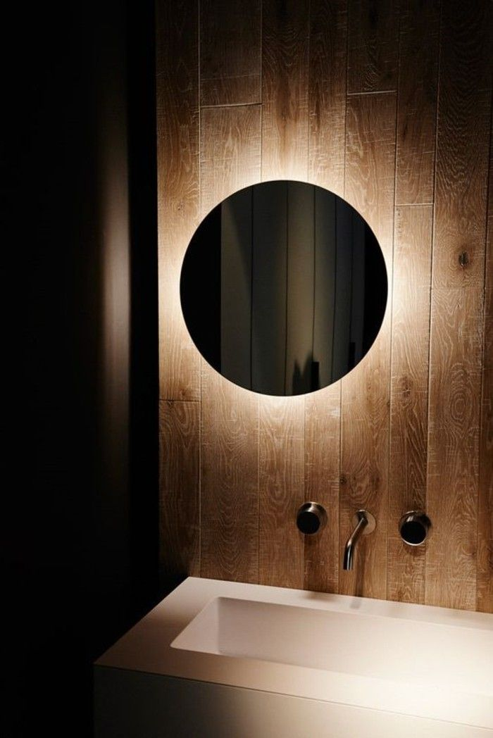 les 25 meilleures id es de la cat gorie miroir clairant sur pinterest miroir texture venis. Black Bedroom Furniture Sets. Home Design Ideas