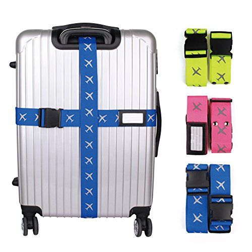 It has been a travel essential to use luggage straps when you travel with luggage (suitcase upright duffel). The Wuudi Luggage Strap collection is an important component of our Luggage Accessories l...