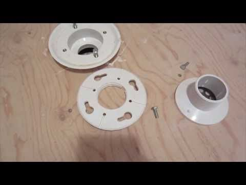 complete shower install studs to tile part 1 prepping walls and three piece drain explained