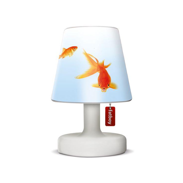 Abat Jour Willem Gold Pour Lampe Edison The Petit Ø16cm   COOPER CAPPIE