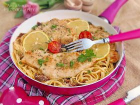 A piccata egy klasszikus, gyors és könnyű olaszosétel.Olasz honban leginkább borjúhúsból készítik, de bármilyenmás húss...
