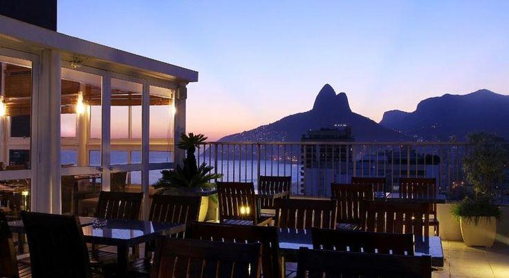 泊ってみたいホテル・HOTEL ブラジル>イパネマ, リオデジャネイロ>イパネマビーチから1ブロックの好立地にあるホテル>エベレスト リオ ホテル(Everest Rio Hotel)