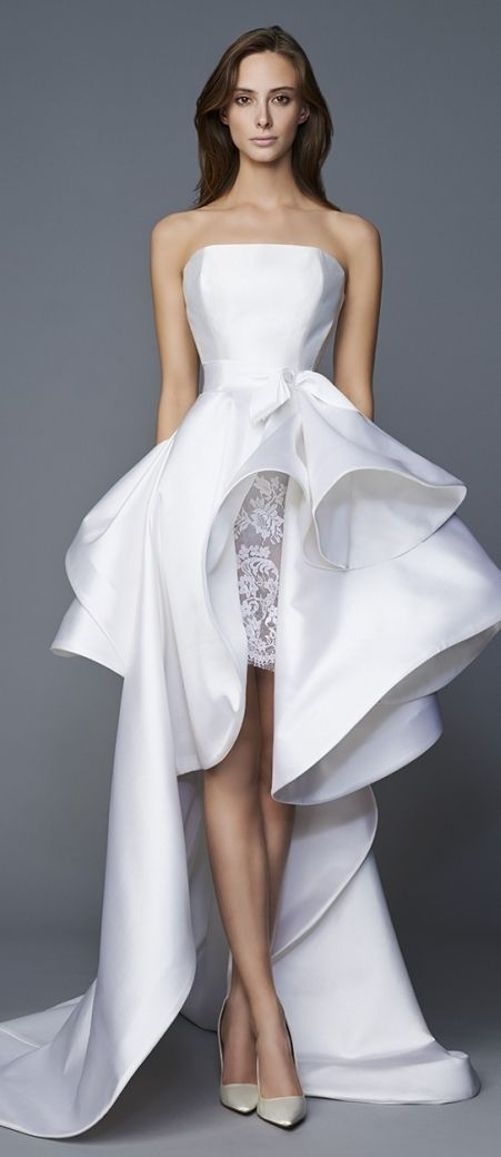 Antonio Riva modern bridal collection
