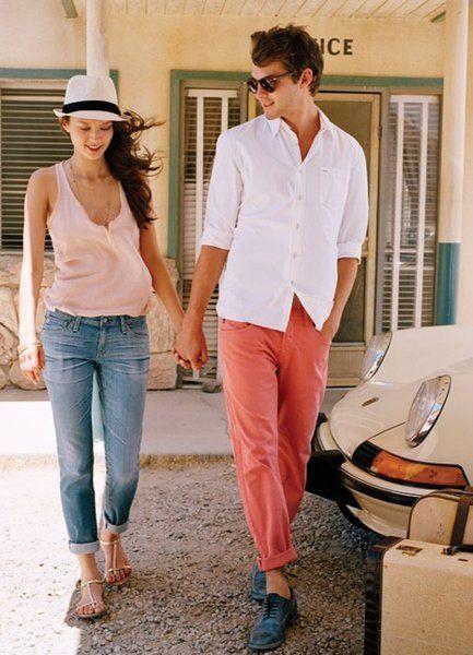 pantalones de todos los colores