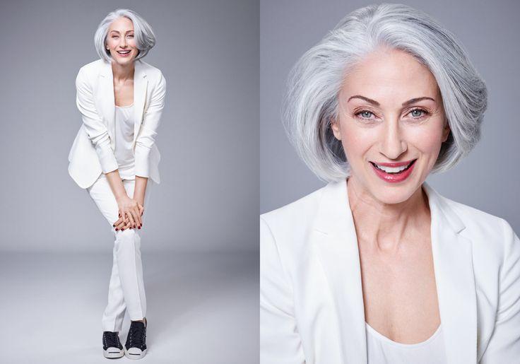 Älska grått hår! | Femina