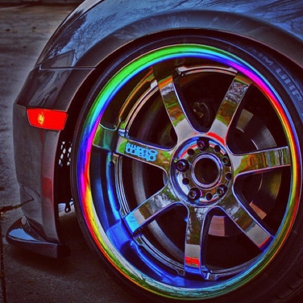 The Neo Chrome rims I'm ordering next week!! Can't wait :)
