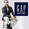 Up To 40% Off Gap Factory Styles + Extra 20% Off Entire Purchase
