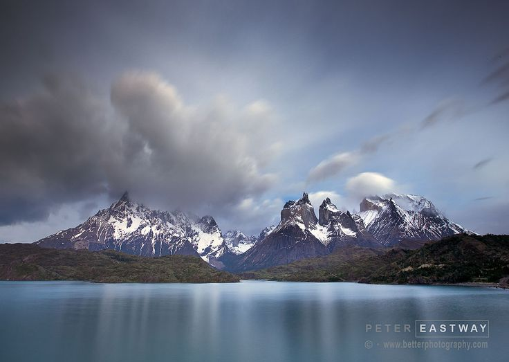 Another fantastic image from Torres Del Paine, Patagonia!  This image was created by Peter Eastway.