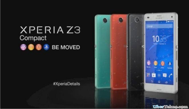 Harga Sony Xperia Z3, Z3 Compact, Xperia C3 & Tipe Lainnya Februari 2015 - http://ubertekno.com/harga-sony-xperia-z3-z3-compact-xperia-c3-tipe-lainnya-februari-2015/5620