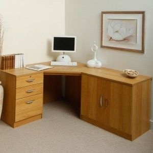 english oak home office furniture review