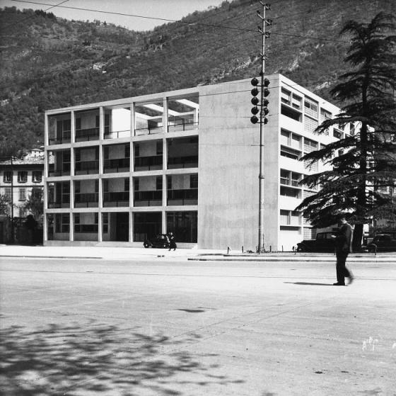 Casa del Fascio, Como - Guiseppe Terragni