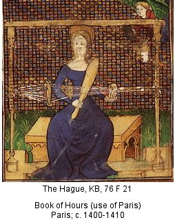 The Hague, KB, 76 F 21  Book of Hours (use of Paris)  Paris; c. 1400-1410