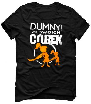 DUMNY ZE SWOICH SÓBEK Koszulka Tshirt Bluza Męska