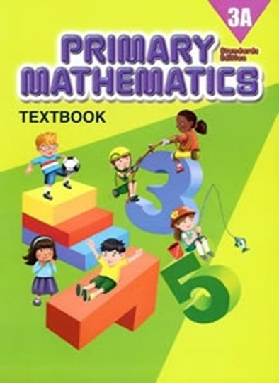 Picture of Singapore Math  Standards 3A Text