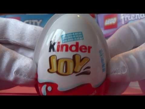 Kinder Lego Fan: As I could not open a Kinder Joy Egg