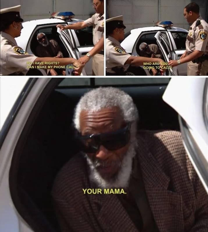Reno 911 never failed to make chuckle