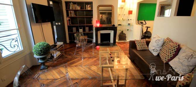 appartement bastille paris location