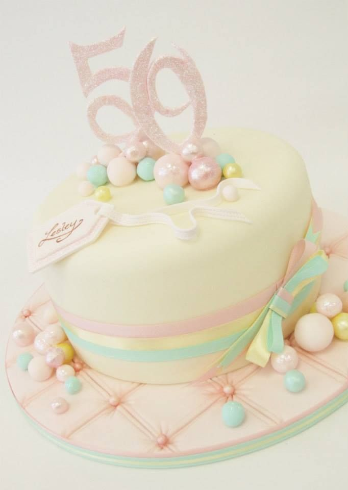 Emma Jayne - pretty pastel cake