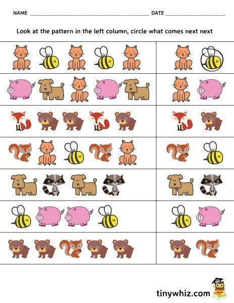 52 besten Free Printable School Worksheets For Kids Bilder auf ...