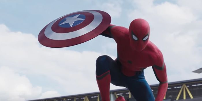 New Spiderman trailer