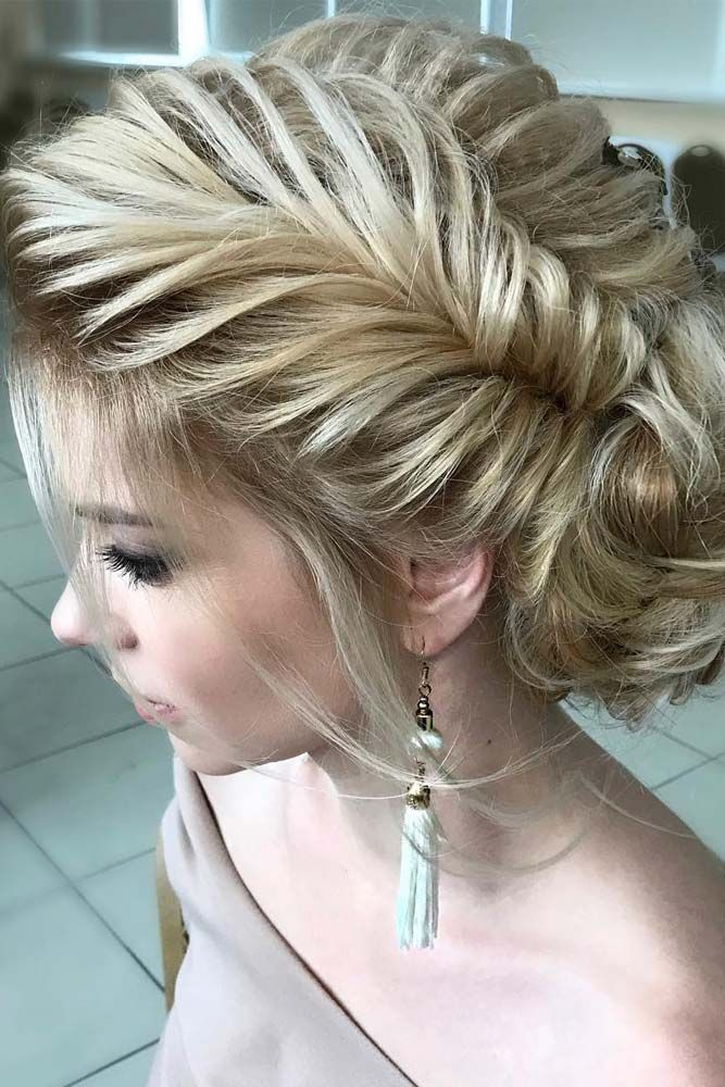 17 Best Ideas About Blonde Prom Hair On Pinterest Prom
