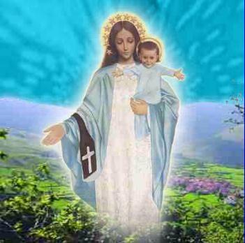 Luce nel cuore: 16 Luglio: MEMORIA della Beata Vergine Maria del Monte Carmelo - 16 de Julio Solemnidad de la Virgen del Carmen