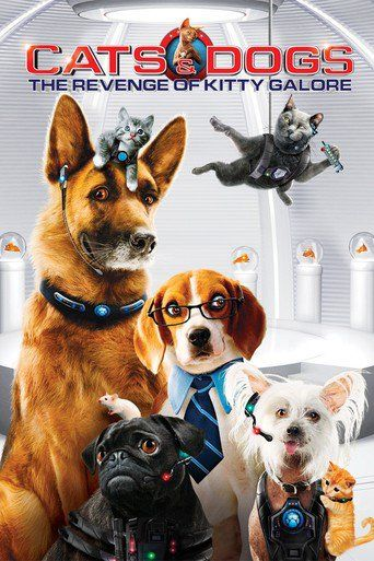 """*Watch!!~ Cats & Dogs 2 : The Revenge of Kitty Galore (2010) FULL MOVIE """"HD""""1080p Sub English ☆√ ►► Watch or Download Now Here 《PINTEREST》 ☆√"""