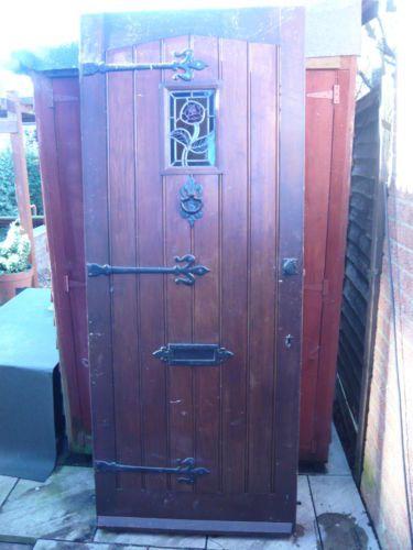 Best Wooden Front Doors Images On Pinterest Wooden Front - Used front doors