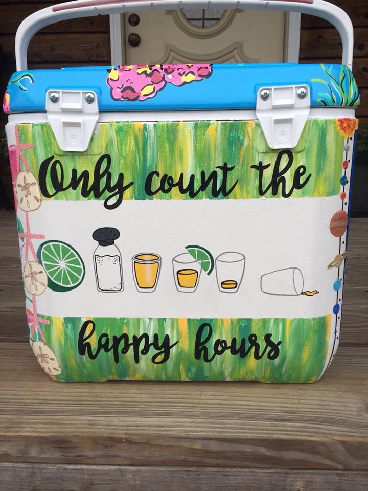 tequila shots alcohol happy hour sorority cooler