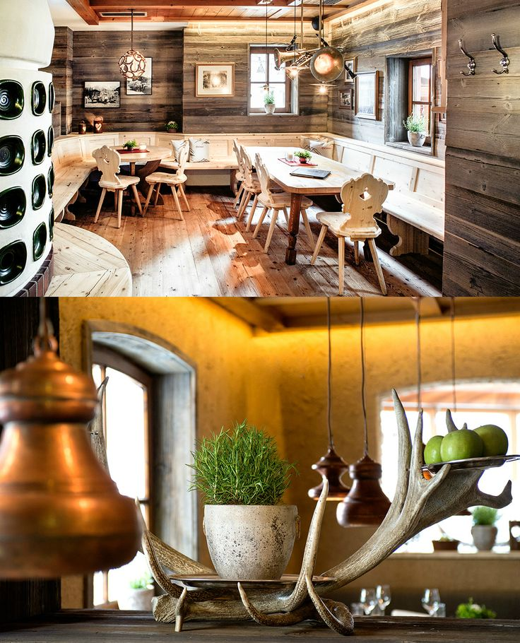 Hotel Eder| Designhotel | Maria Alm| Austria | http://lifestylehotels.net/en/hotel-eder | Restaurant | Austrian Cuisine | Food