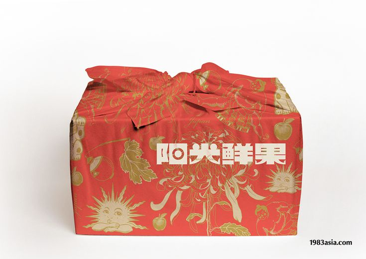SUNSHINE FRUIT 陽光鮮果 on Behance