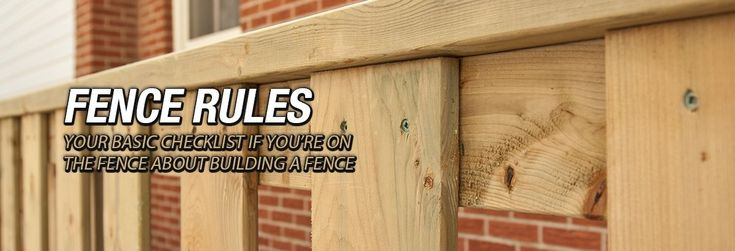 what Mike Holmes says about fences