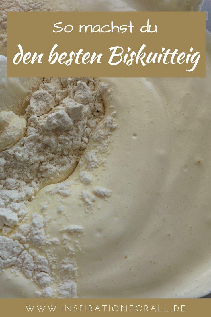 Keksteigrezepte & -tipps – So machen Sie Teig- & Keksröllchen
