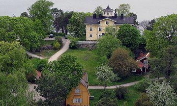 Stockholm vandrarhem e campeggio