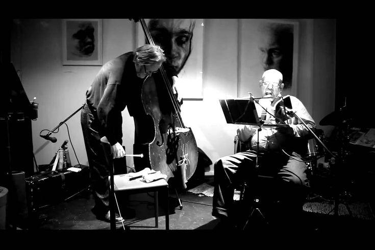 Kumpa Pekan saisi joskus esiintymään  -jazzia ja runoja- Raumalle Pekka Kejonen & Teppo Hauta-aho - Pilvibongari (video Jyrki Kallio)