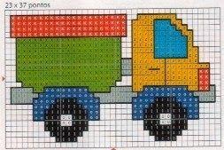 camión para bebé