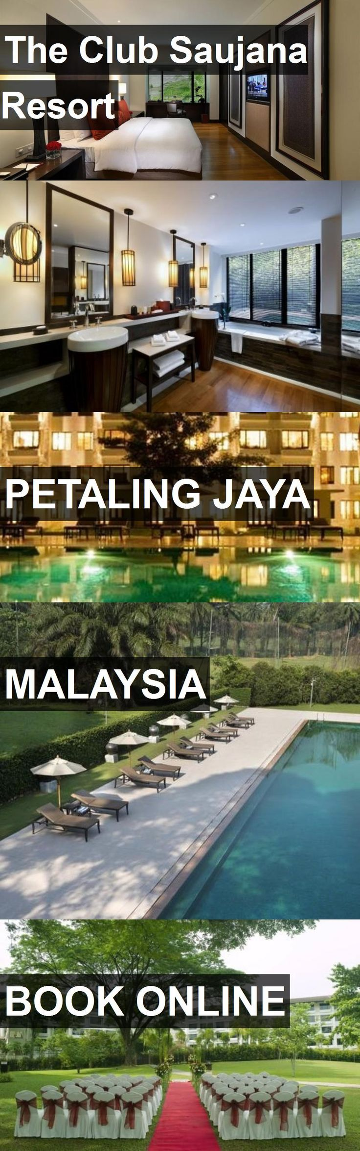 Hotel The Club Saujana Resort in Petaling Jaya, Malaysia. For more information, photos, reviews and best prices please follow the link. #Malaysia #PetalingJaya #travel #vacation #hotel