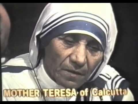 ▶ Fr. James Lloyd interviews Mother Teresa and Malcolm Muggeridge - YouTube