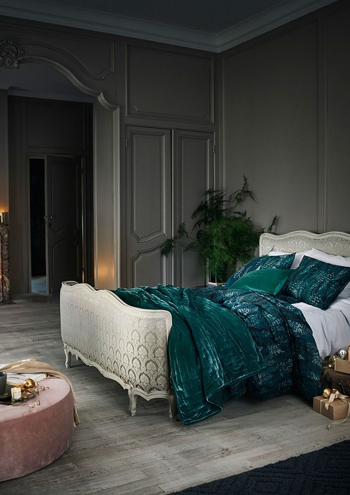 H&M Home Christmas Collection 2017 | photography by Mikkel Vang | Interior Styling by Glen Proebstel