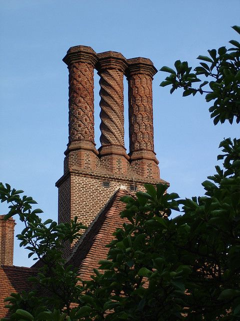 17 Best Images About Chimney Pots And Chimney Stacks On