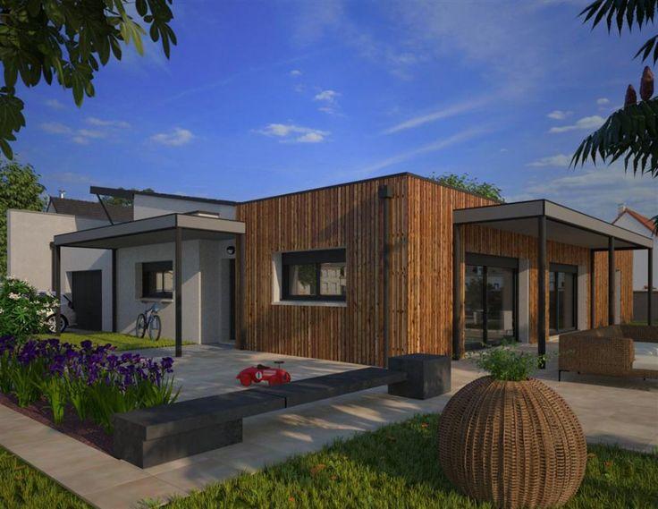 58 best Les Bons Plans Maison images on Pinterest Modern townhouse - maison france confort brignoles