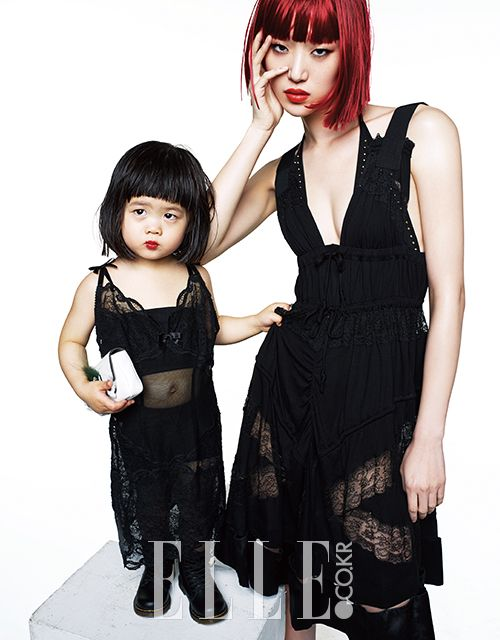 ELLE korea May 2015