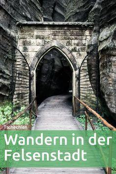 Tschechien: Eine Wanderung durch die Adelsbach-Weckelsdorfer Felsenstadt – Sabine