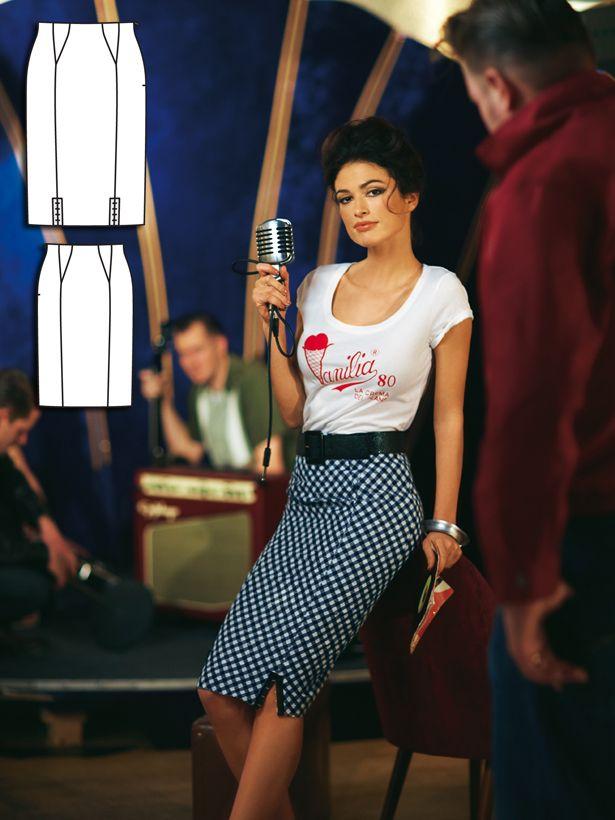 124A Skirt
