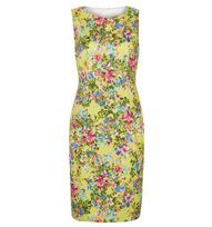 Yellow Fiona Dress | Occasion Dresses | Dresses | Hobbs