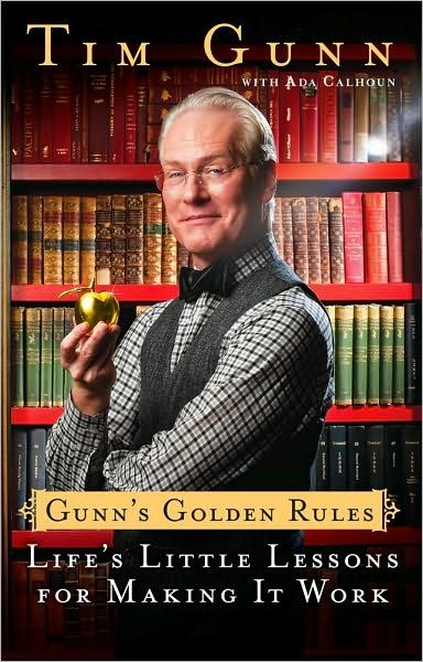 I've read this, and it's a great book- what an amazing man Tim Gunn is!  :)