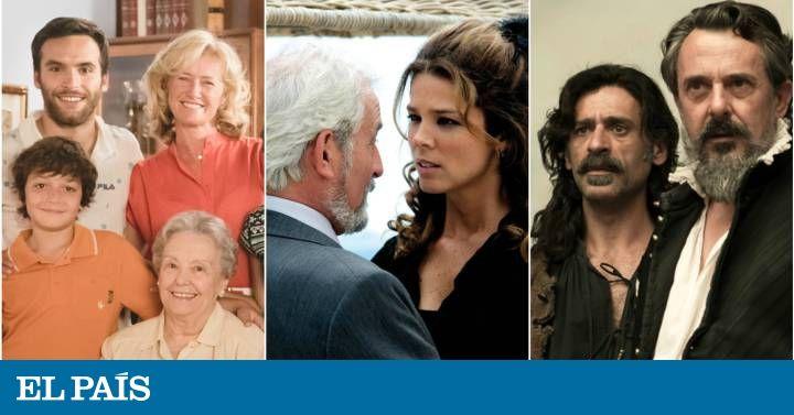 Ficciones de calidad como Crematorio o El Ministerio del Tiempo son perfectas para introducirse tanto en las series españolas como en parte de la historia de España