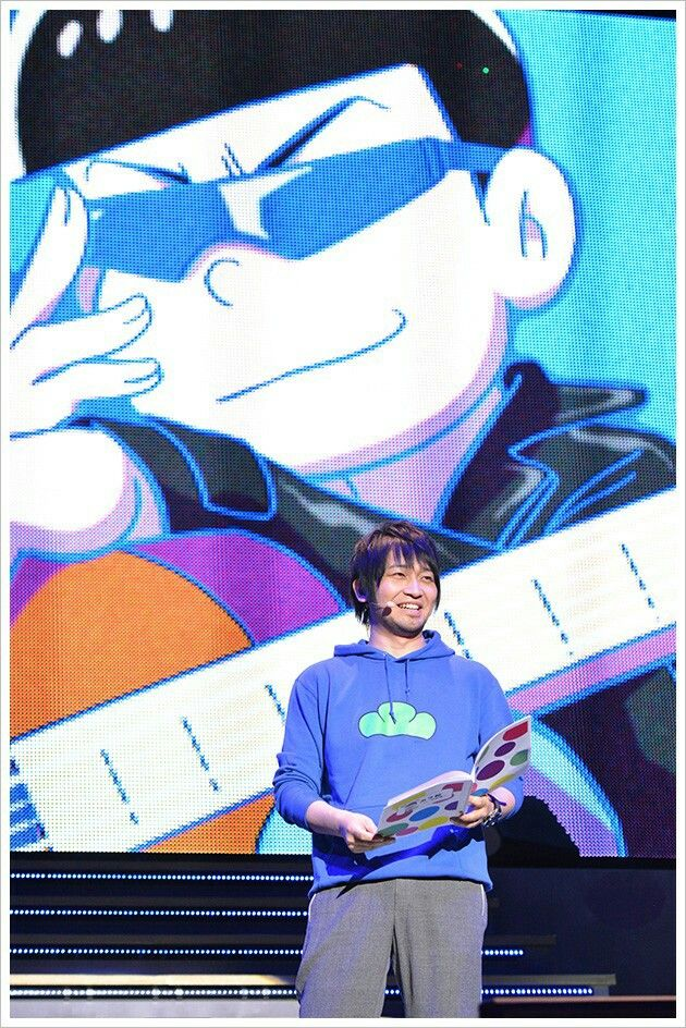 Voice actor of karamatsu ! 中村悠一