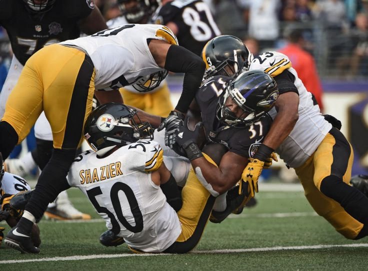 Steelers vs Ravens – Battle For The AFC North Title