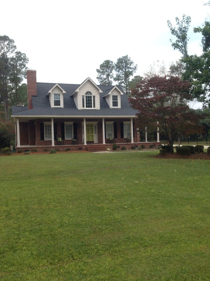 Another southern dream home future home pinterest for Southern dream homes